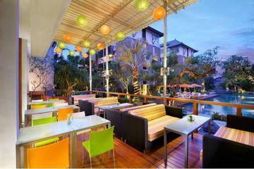Harris Hotel & Residences Sunset Road Jl. Pura Mertasari, Sunset Road