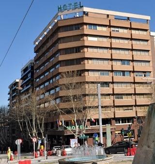 Hotel Condestable Iranzo Jaen