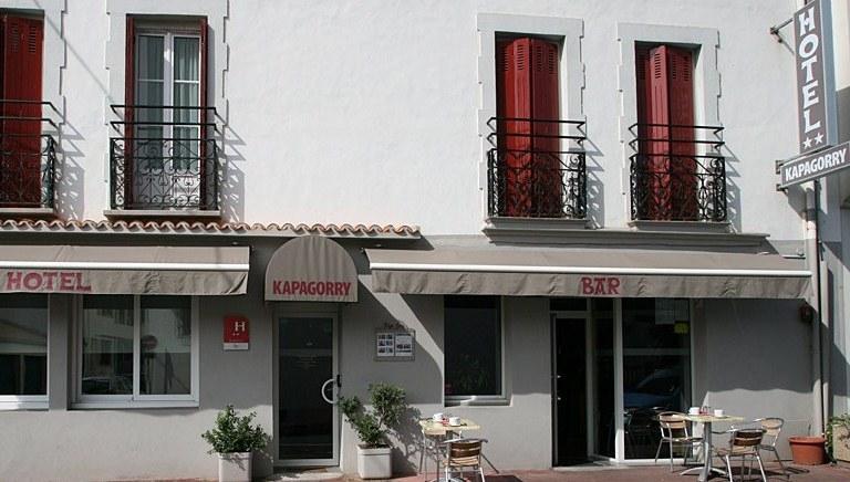 Hotel Le Magenta Saint Jean De Luz