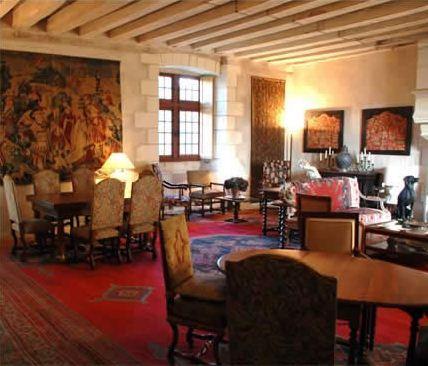 Ch teau de chenonceau castle in france thousand wonders for Chateau de la chaise