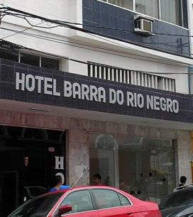 Hotel Barra do Rio Negro