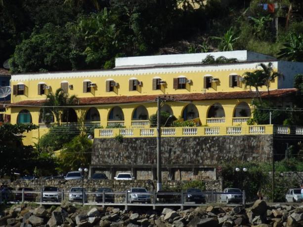 Colonial Hotel Ilha Bela