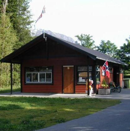 Odda Camping