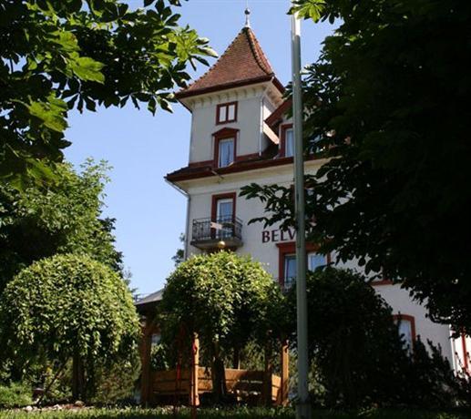 Hotel Belvedere Weissbad