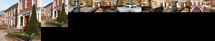 The Best Western Plus Manor Hotel Meriden