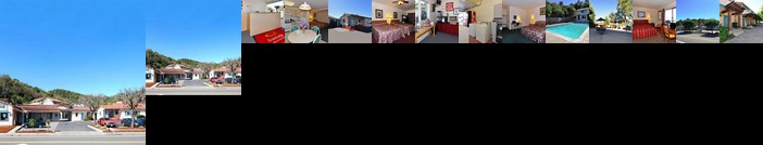Econo Lodge - Novato
