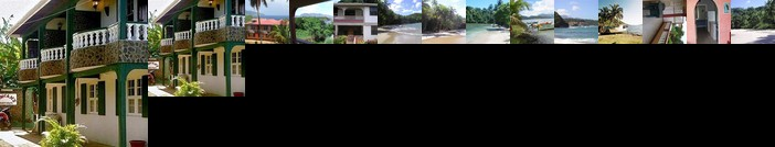 Dominica's Sea View Apartments Calibishie