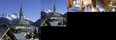 Backpacker Hotel Swissroof Sent