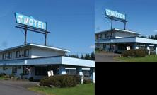 7 West Motel Castle Rock (Washington)