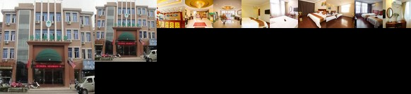 GreenTree Inn Suzhou Shengli Road Business Hotel