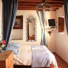 Hostal El Cobijo de Vejer, in the nearby from Los Bateles