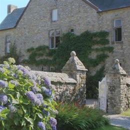 Le Manoir de La Fieffe, in the nearby from Anse Du Brick