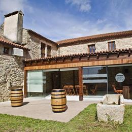 Zenit Casal de Mouros, in the nearby from Grande de Miño