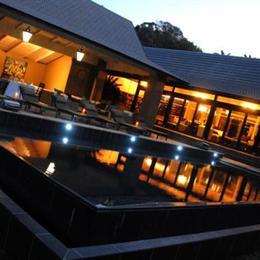 Prana Lodge, in the nearby from Bosbokstrand