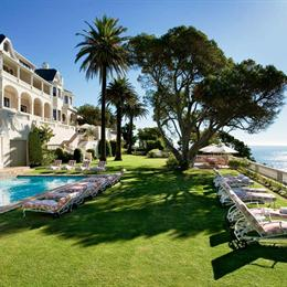 Ellerman House, in the nearby from Bloubergstrand