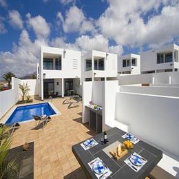 Villas de la Marina, in the nearby from Playa Blanca