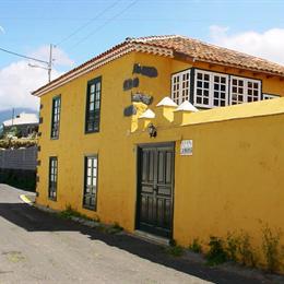 Casa Rural La Gañanía, in the nearby from Playa Jardín