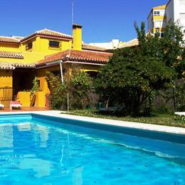 Hotel Doñana Blues Matalascañas, in the nearby from Matalascañas