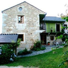 Casa Rural de Graña da Acea, in the nearby from Grande de Miño
