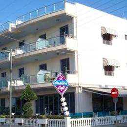 Enalion Hotel Olympiaki Akti, in the nearby from korinos