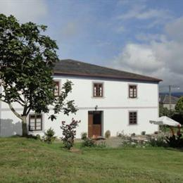 Casa Rural Vila Pomar, in the nearby from As Catedrais