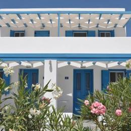 Dream Island Hotel Tilos, in the nearby from skafi
