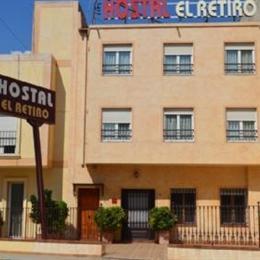 Hostal El Retiro, in the nearby from La Roqueta