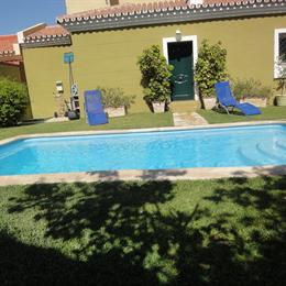 Villa Cercana A La Playa Con Piscina Privada, in the nearby from Cala del Moral
