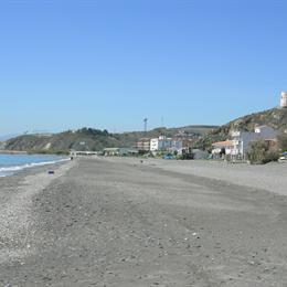 I Love The Summer, in the nearby from Algarrobo