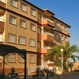 Interhome - Residencial Cecilia, in the nearby from El Cura