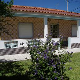 Holiday House at the Algarve, in the nearby from Fuseta-Ria