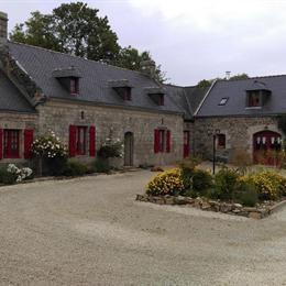 La Ferme de Kerraoul, in the nearby from Torche