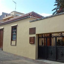 Casa Rural El Traspatio, in the nearby from La Tejita