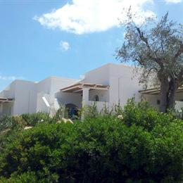 Masseria San Francesco, in the nearby from Porto Paradiso