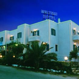 Meltemi Hotel Kythnos, in the nearby from sxoinari loutron