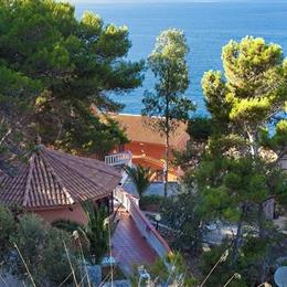 Residence Mer et Soleil, in the nearby from Cala Capo Grosso