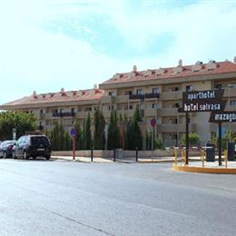 Aparthotel Solvasa Mazagón, in the nearby from El Parador