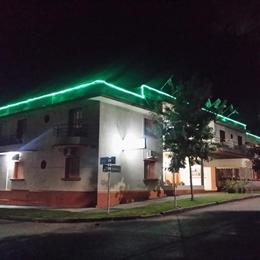 Select Hotel, in the nearby from Playa de Piriapolis