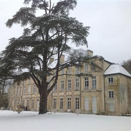 Chateau des Chevaliers de Grand Tonne, in the nearby from Devant La Piscine
