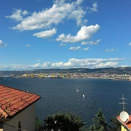 Muggia Uphill B&B, in the nearby from Barcola - Fronte Il Bar `California Inn`