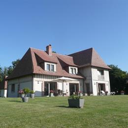 Manoir du Pre Joly, in the nearby from Hameau Goblin - Blonville Ouest