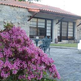 Casa da Reina, in the nearby from Amorosa