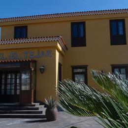 Hotel El Tejar, in the nearby from La Tejita