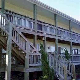 Seaward Inn Sneads Ferry, in the nearby from N. Topsail Bridge - Wildlife Ramp