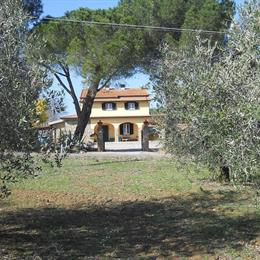 Agriturismo Poggio Sassineri, in the nearby from Traliccio Enel