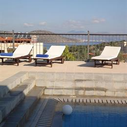 Nimfes Villas, in the nearby from koutsounari 1 - hotel elyros