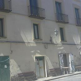 Palazzo Della Cortiglia, in the nearby from Contrada Caleo