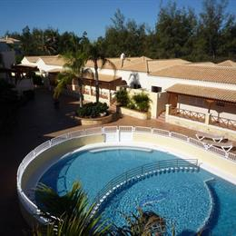 Golf Resort Playa de las Americas, in the nearby from Amarilla