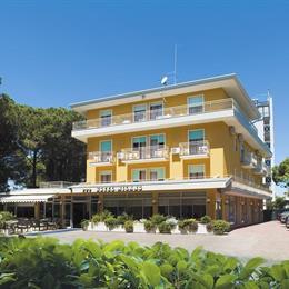 Hotel Milano Eraclea, in the nearby from Via D`annunzio Fine Lungomare Petronia
