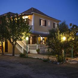 Areti Orfeas Studios, in the nearby from katragaki